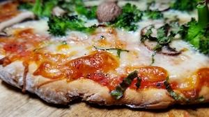 Gluten Free New York Style Pizza - Thin Crust