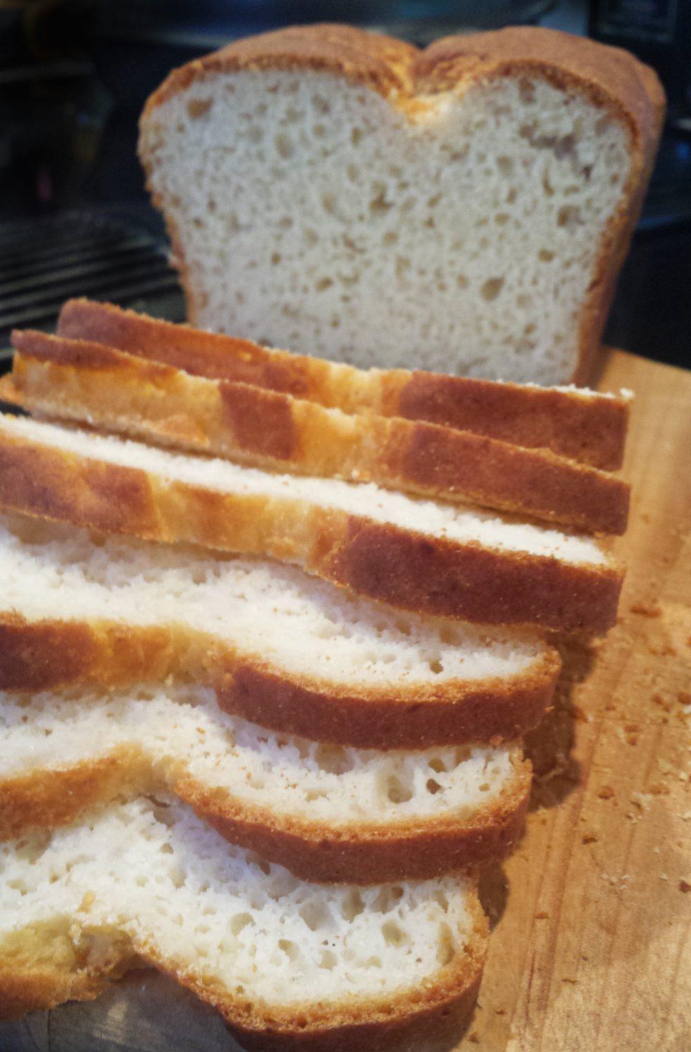 Family Favorite Gluten Free Sandwhich Bread