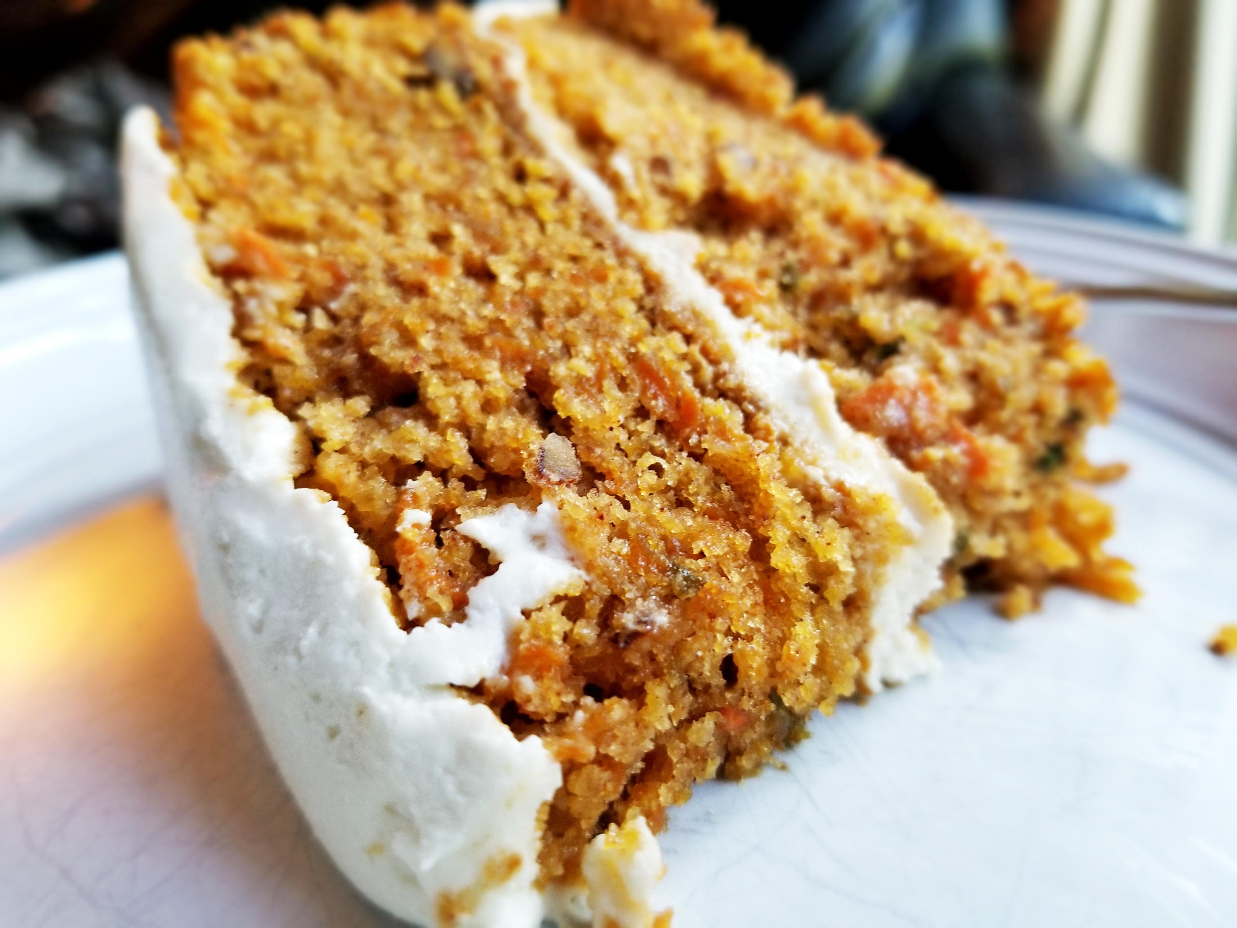 Gluten Free Carrot Cake | Flour Farm