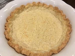 How to Make Flaky Gluten Free Pie Crust - Easy!