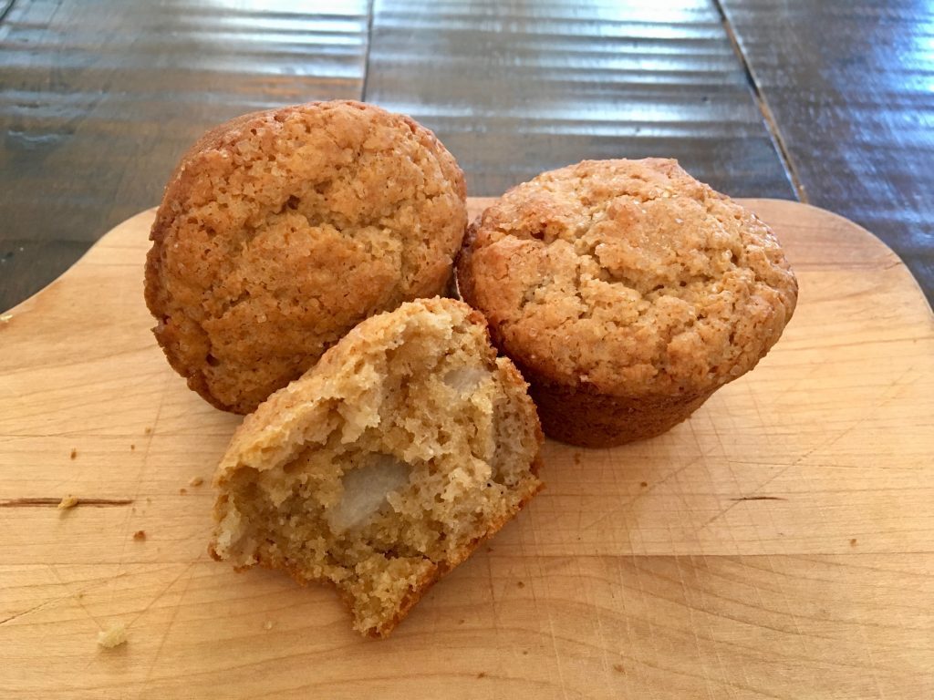 gluten-free-muffins-pear-cardamom