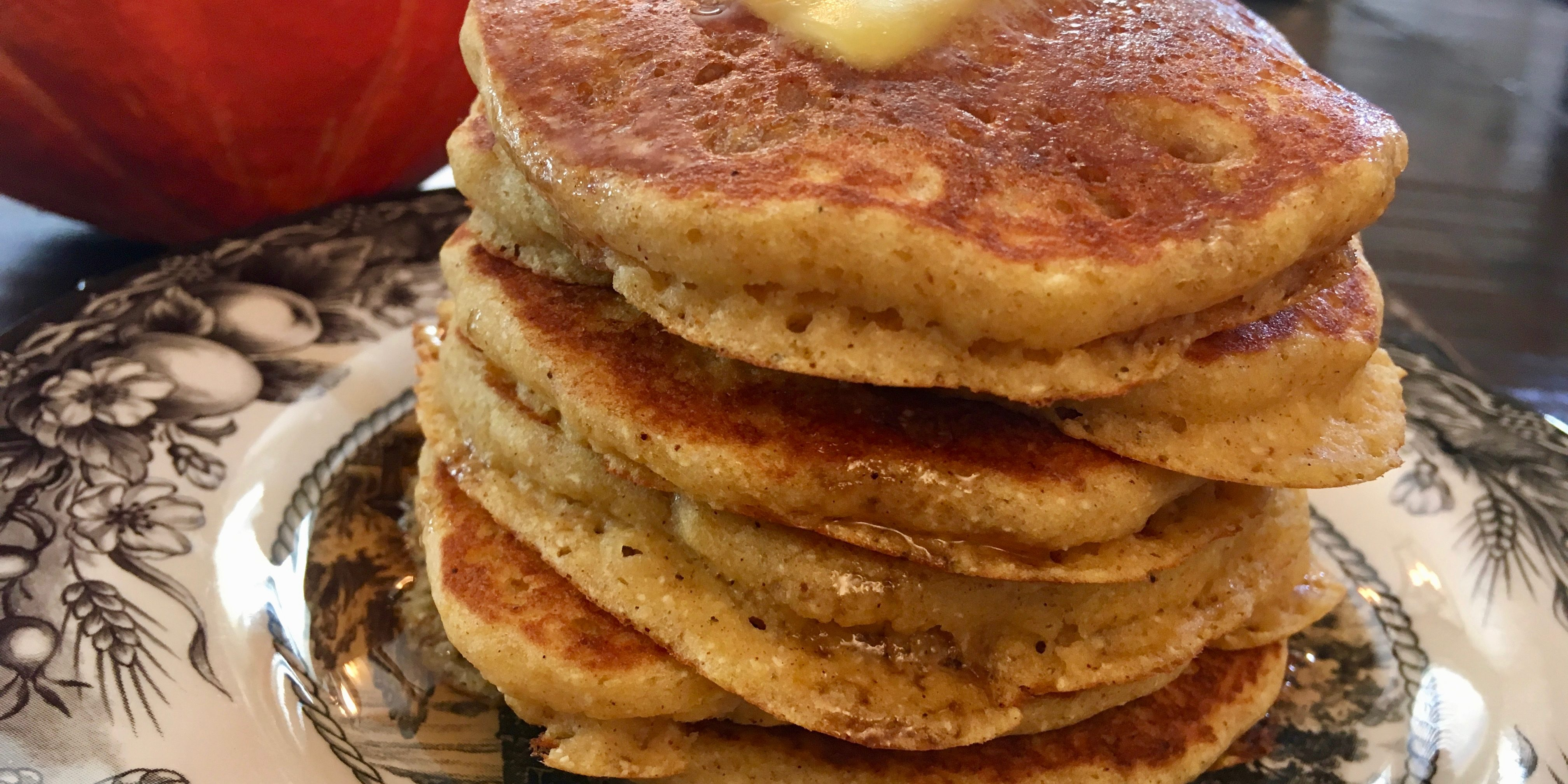 Gluten Free Pumpkin Pancakes Flour Farm