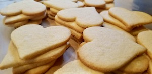 Perfectly Sweet Gluten Free Cut Out Sugar Cookies