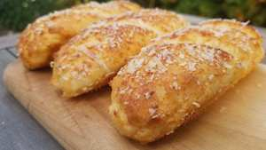 Gluten Free Italian Parmesan Bread