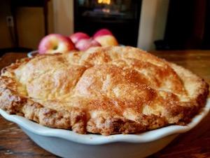 How to Make Gluten Free Deep Dish Apple Pie