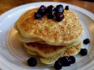 How to Make Gluten Free Vegan Pancakes