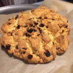gluten-free-traditional-irish-soda-bread-with-raisins