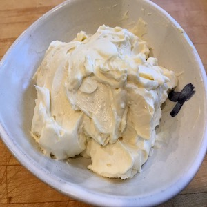 Gluten Free Cream Cheese Frosting - Lightly Sweet