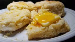 Fluffy Gluten Free Kissing Biscuits - Yeast & Gum Free