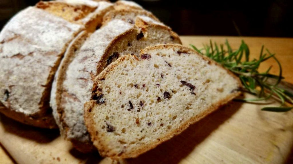 GF-sourdough-boule-with-fresh-rosemary-olives