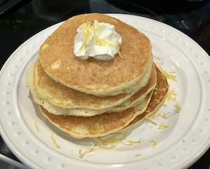 How to Make Gluten Free Ricotta Pancakes