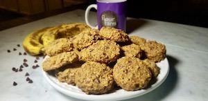 How to Make Grab-N-Go GF Vegan Breakfast Cookies