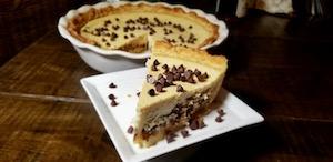 Gluten Free Cannoli Pie