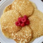 gluten-free-sourdough-pancakes-stack