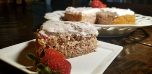 How to Make the Best Gluten Free Strawberry Cake