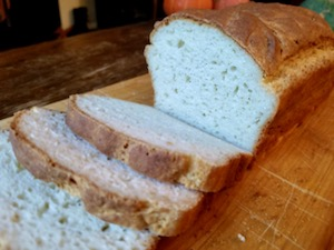 How to Make Gluten Free Sandwhich Bread