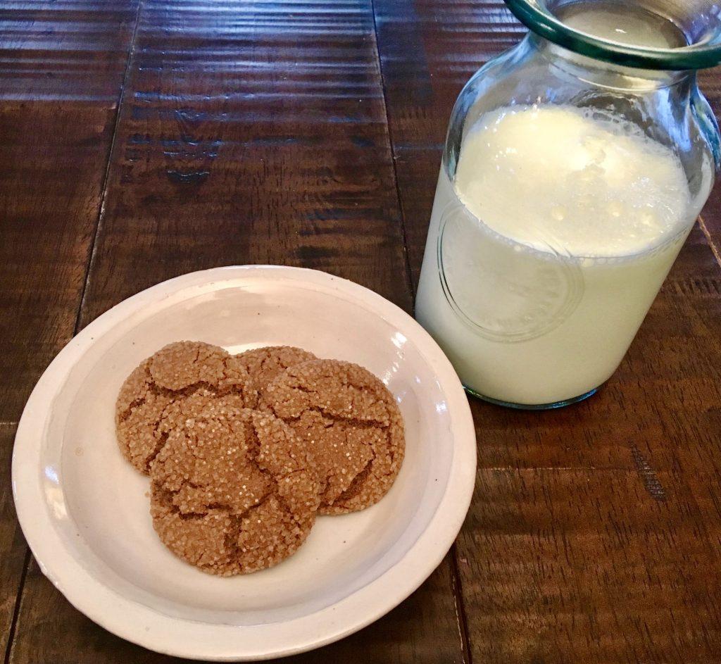 gluten-free-ginger-cookies-classic-recipe