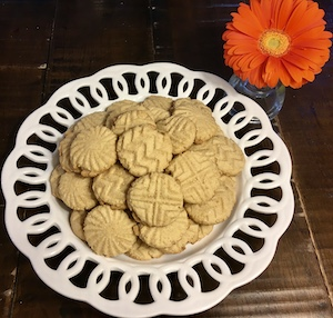 How to Make Gluten Free Brown Sugar Cookies