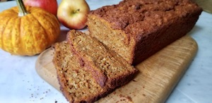 How to Make Gluten Free Harvest Quick Bread