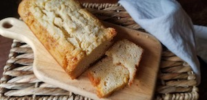 How to Make Gluten Free Tipsy Honey Butter Bread